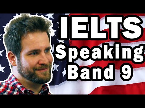 IELTS Speaking Interview Band 9 Example