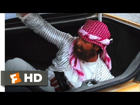 Jackass Number Two (7/8) Movie CLIP - Terror Taxi (2006) HD
