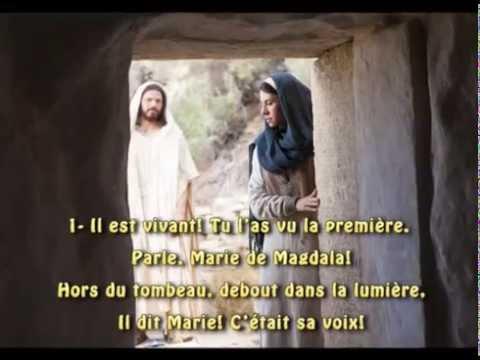 Il est vivant (Chant pour Pâques)
