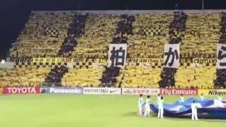 2015年8月25日 火曜日 19時キックオフ 가시와 레이솔 vs 광저우 헝다 柏...