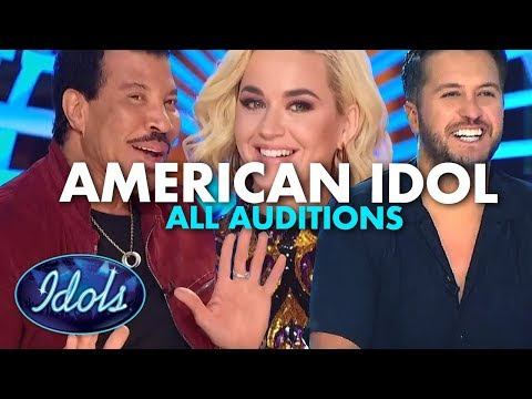 ALL American Idol 2020 AUDITIONS Week 1 | Garabage Man, Katy Perry Cries & Has Luke Found A Winner?