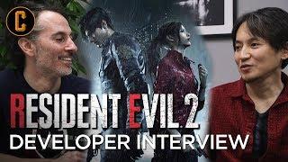 Resident Evil 2 Remake Developer Interview