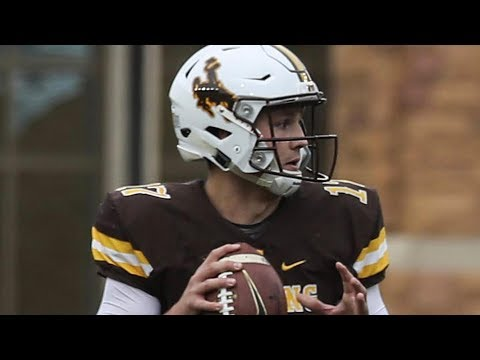 HIGHLIGHTS: Josh Allen Leads Wyoming in Rout | Stadium