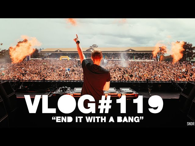 Armin VLOG #119 - End It With A Bang