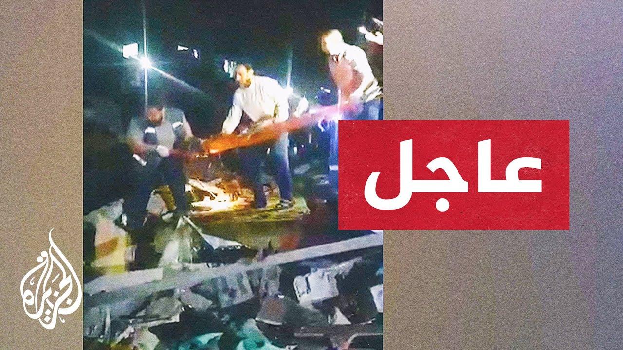 مجزرة في مخيم الشاطئ.. 7 شهداء بينهم أطفال في قصف على منزل غرب غزة  - نشر قبل 7 ساعة