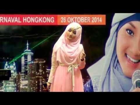 CAHAYA DI LANGIT ITU ~FATIN LIVE IN HONGKONG 2014(JEAND82)