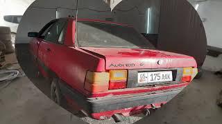 Реставрация автомобиля