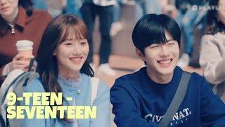 Gambar cover Ryu Jooha + Kim Hana (Joohana) [A-TEEN 2]  |  9-TEEN (나인틴) - SEVENTEEN Official MV CUT