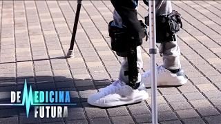 Экзоскелет на службе парализованного человека