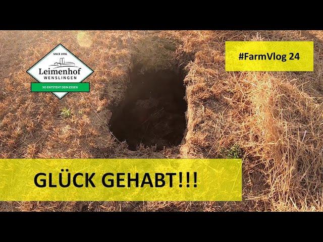 Eine verrückte Erntewoche # FarmVlog 24
