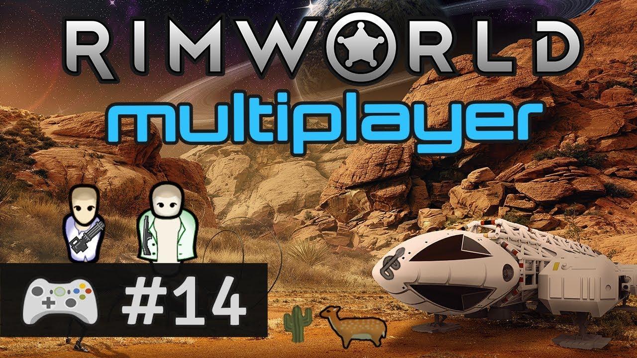 RimWorld Multiplayer #14: Ausbruch! Gleich zwei Fluchtversuche | Let's Play  Deutsch