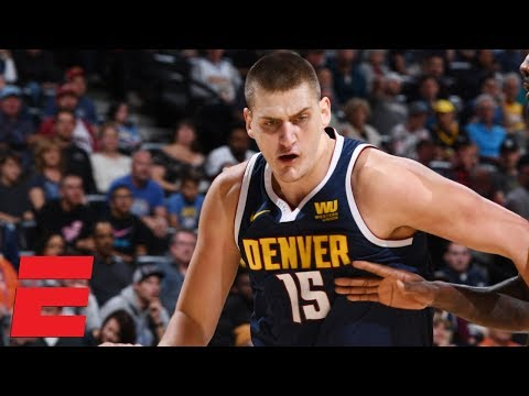 Nikola Jokic records perfect triple-double as Nuggets beat Suns | NBA Highlights
