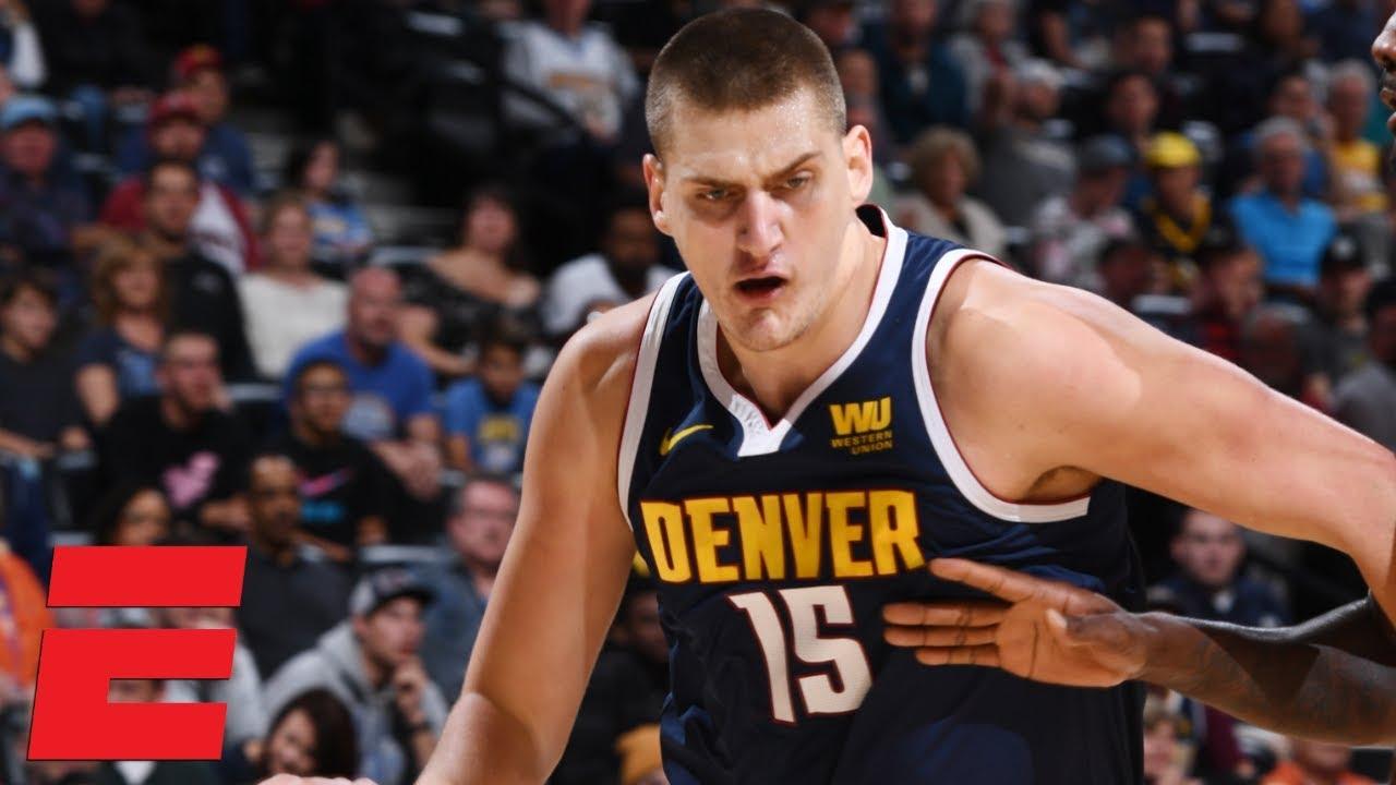 Nikola Jokic records perfect triple-double as Nuggets beat Suns | NBA Highlights
