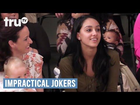Impractical Jokers - 3 Men and Your Baby (Punishment) | truTV