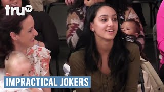 Impractical Jokers - 3 Men and Your Baby (Punishment) | truTV