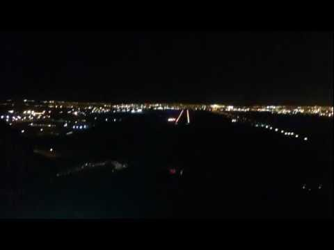 Approach and Landing @ laredo, Tx KLRD / LRD