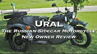 URAL - New Owner Review of 2012 \\\x22Gear Up\\\x22