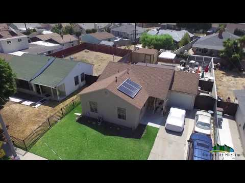 Solar installation in Compton - Rooftop Solar Installation Los Angeles, CA
