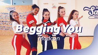 BEGGING YOU - MADCON  | Easy Dance Video | Choreography | Dance Workout