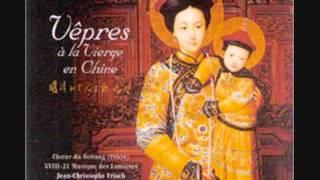 """""""La feuille de saule"""" from Vêpres à la Vierge en Chine"""