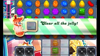 Candy Crush Saga Level 480 walkthrough (no boosters)