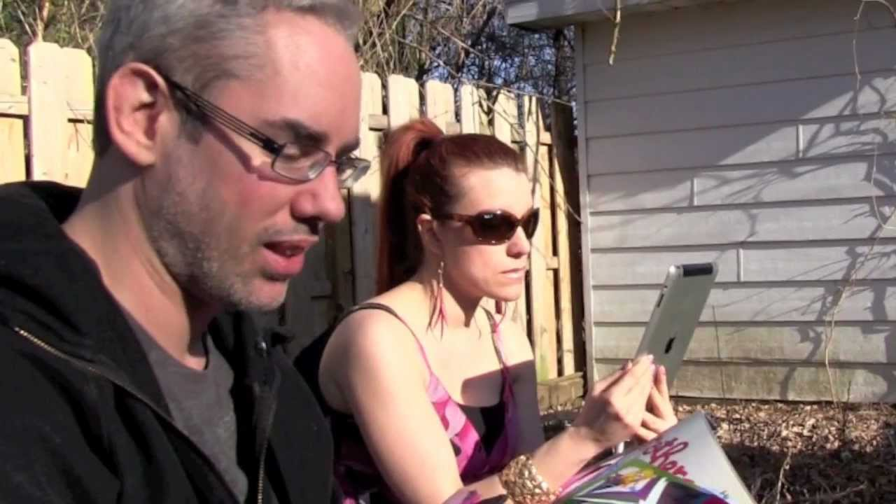 6128f40ef8c8 Revenge of the Bikini Chick  How to use your iPad in bright sunlight. iMore