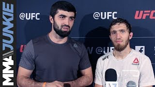 UFC Boise: Said Nurmagomedov full post-fight interview