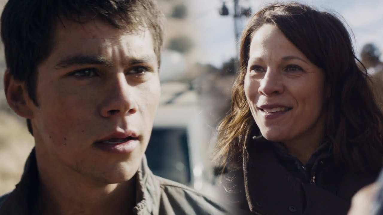Download Mary Tells Thomas About His Past [The Scorch Trials]