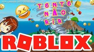 ROBLOX TENTE 😁 RIR (ROBLOX DOUBLE DISASTER)