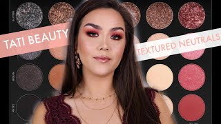 TATI BEAUTY TEXTURED NEUTRALS PALETTE