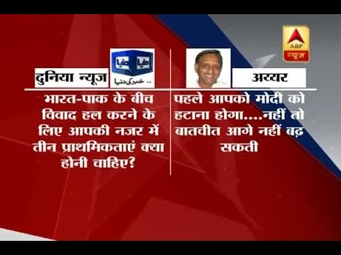 BJP uses Mani Shankar Ayer's two year old interview to attack on Congress
