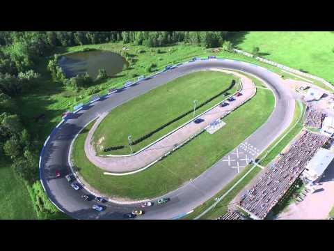 Big Rhonda 49 at the Peterborough Speedway