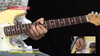 Tremolo Bar Techniques Guitar  Performance With Michael Casswell Licklibrary