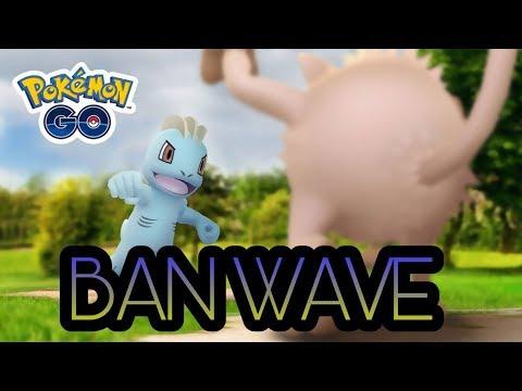 Pokémon Go Ban Wave Coming to a Screen near you thumbnail