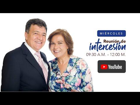 Reunión semanal de #oración e #intercesión - 14 octubre 2020