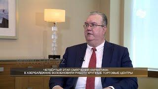 В Азербайджане возобновили работу крупные торговые центры