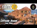 CLIFF-SIDE HOUSE (Toxic Valley) | Fallout 76 - C.A.M.P. Guide