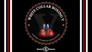 White Collar Boxing V: Episode Five | Thank You To The Sponsors 🥊