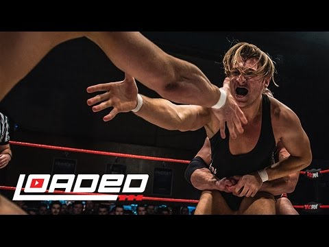 WCPW Loaded #17.4: Moss & Slater vs. Strong Style Collective