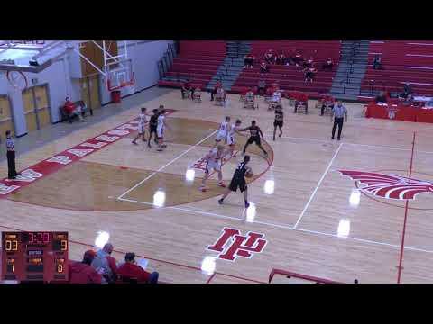 NPHS JV boys basketball vs. Beech Grove
