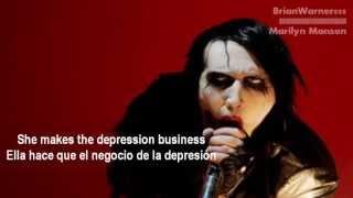 Marilyn Manson-The Red Carpet Grave (Subtitulado en Español + Lyrics)