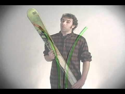 Nordica Burner Alpine Skis (All-Mountain) - Sierra Trading Post Product Video