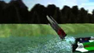 VR Powerboat Racing Intro