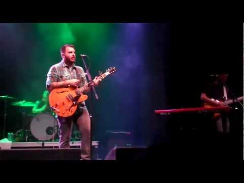 "Thrice ""Treading Paper"" Live Newport Music Hall"