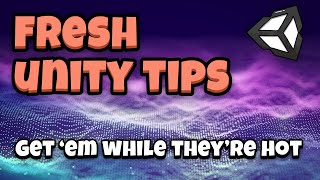 Thumbnail for 'Organize your Project - Unity Tips and; Tricks'