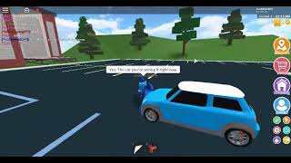 (OLD VIDEO) Robloxian Highschool Revamped Micro Car