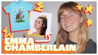 Redesigning Emma Chamberlain's Merch