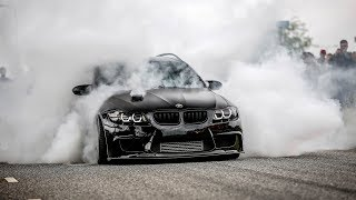 BEST OF BMW M Sounds ! 800HP Manhart M5, 900HP 335i, 912HP Anti Lag E30, M3, M4,...