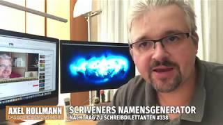 Scriveners Namensgenerator