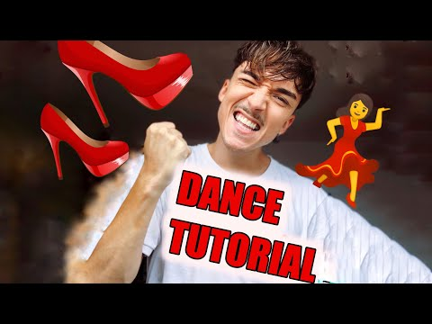 ARIANA GRANDE DANCE TUTORIAL + CONCURS COCA-COLA